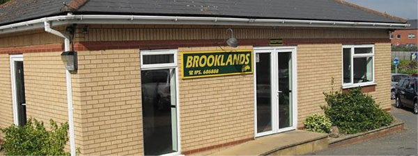 brooklands dealership
